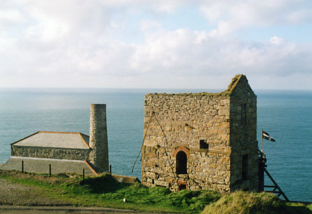 Levant tin and copper Mine, Pendeen, Cornwall