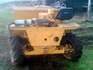 Barford Bison Dumper