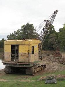 Ruston Bucyrus 22-RB